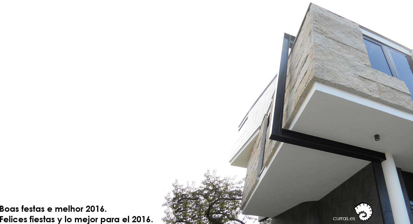 Felices fiestas y que se cumplan vuestros proyectos en 2016 rodrigo curr s torres arquitecto - Arquitectos en vigo ...