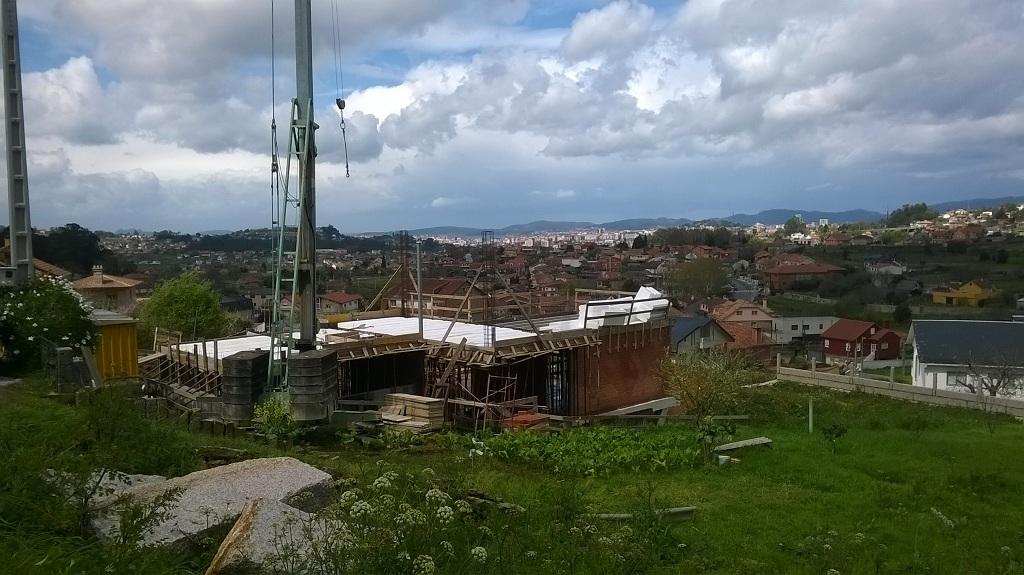 Obra bembrive vigo moana cangas arquitecto vivienda rodrigo curr s torres arquitecto - Arquitectos vigo ...