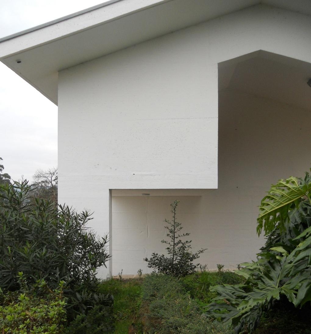 Casa en beluso bueu tambi n preseleccionada por el - Estudios de arquitectura vigo ...